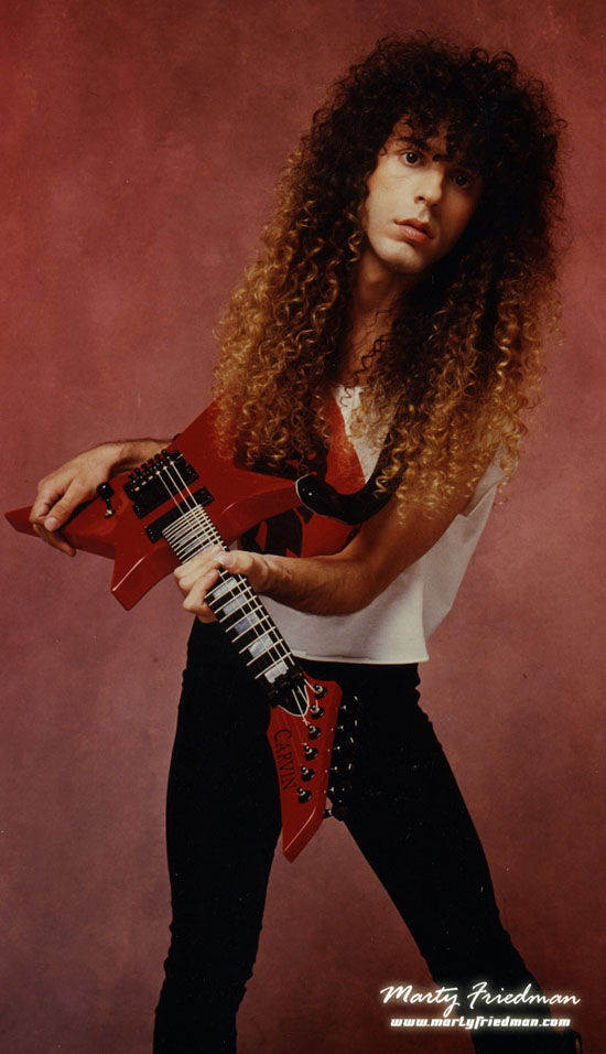 Marty Friedman Wikipedia